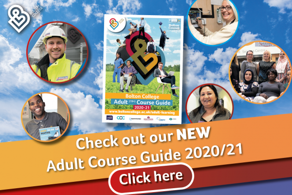 Aweb button with click me adult summer course guide 202021